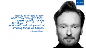 That's all folks. Do you have a favorite quote from a comedian that ...