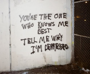 ... the one who Knows me Best tell me why I am Dressed – Break up Quote