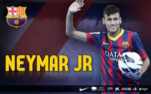 Neymar Jr HD Wallpaper