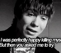 Chris Miles Skins Quotes