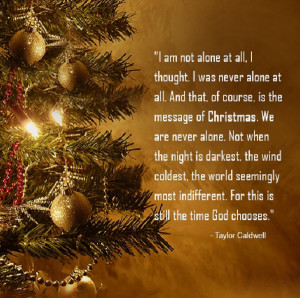 message of christmas christmas quote