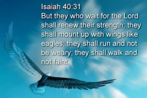 ... Strength During Hard Times ~ Bible Quotes About Strength In Hard Times