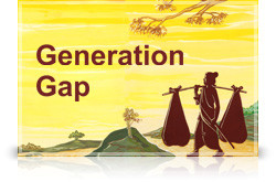 Generation Gap As The Kids Of 80s And ...