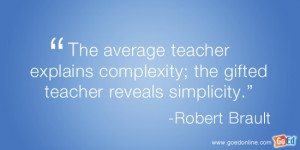 Quotes for Teachers GoEd Online – Teaching Materials