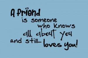 lovely quote for best friend