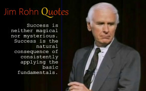 Jim Rohn's LIVING LEGACY is LIFE LEADERSHIP.