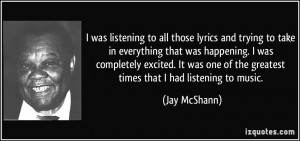 More Jay McShann Quotes