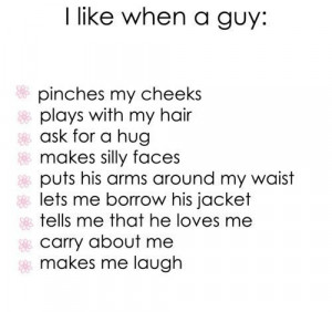 guy, in love, laugh, like, quote