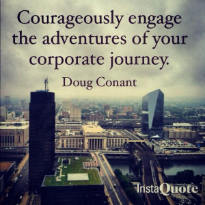 ... engage the adventures of your corporate journey.