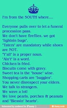 southern sayings | southern belle true story repinned from southern ...