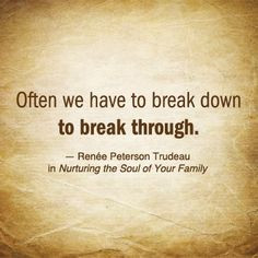 quote from Renee Trudeau's newest life balance book, Nurturing the ...