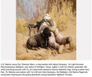 The US Marine Corps Is On Pinterest!