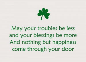 Happy st patricks day quotes and sayings
