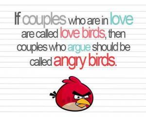 angry, bird, love