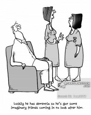 Alzheimer's Disease cartoons, Alzheimer's Disease cartoon, funny ...