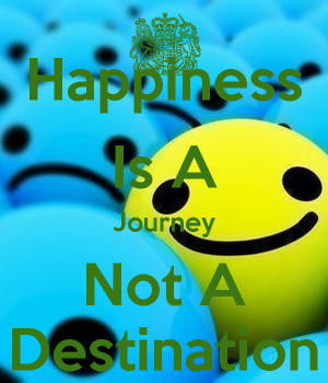 Happiness Journey Not...