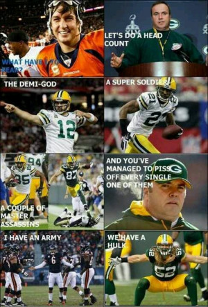 Vikings Vs Packers Avengers Memes