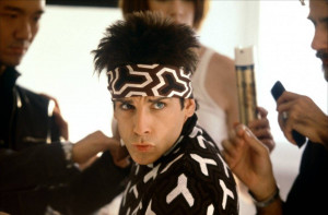 Screenshot from Zoolander