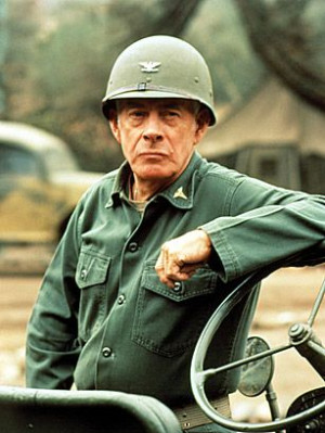 HARRY MORGAN @ 96 COL. SHERMAN T. POTTER OF M*A*S*H also WAS IN ...