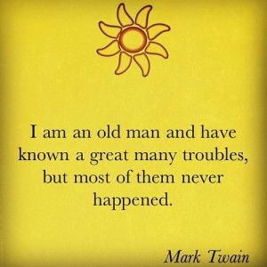 Mark twain quotes and sayings meaningful bicycle deep