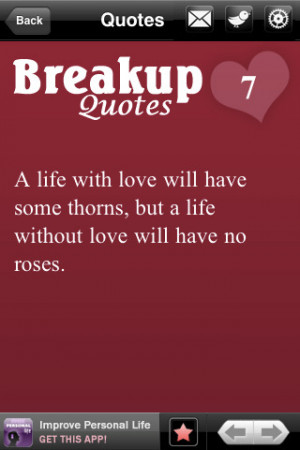 The break up quotes , Quotes about break up . break up poems,quotes ...