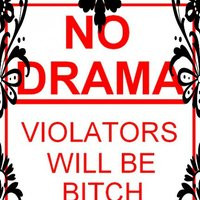 no drama quotes photo: No-Drama-quotes-misc-3-Crimsons-Album-Rocks-My ...