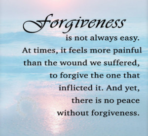 Best Inspirational Image Quotes and Sayings on Forgiveness