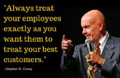 Treating your employees More