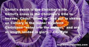 Quotes About Christian Calvary Pictures