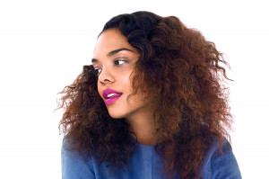 "Tessa Thompson, Star of ""Dear White People"" Features in Refinery ..."