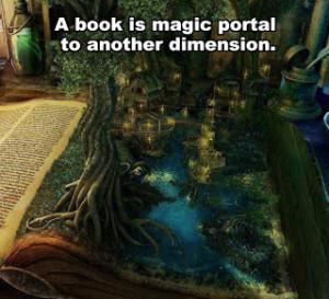 Magical Portal Quotes Quotesgram