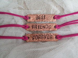 Best Friend Forever Quotes 3 best friends forever