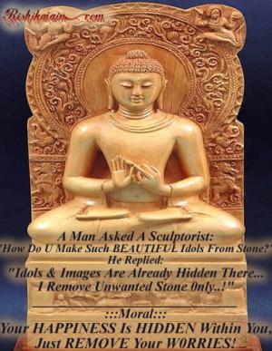 of happiness . – Schopenhauer, – Gautama the Buddha , 563 BC Life ...