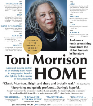 essay on a mercy by toni morrison