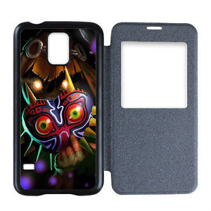 New-Legend-Of-Zelda-Link-Majoras-Mask-Quote-Samsung-Galaxy-S5-Flip ...