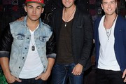 Niall Horan And Carlos Pena
