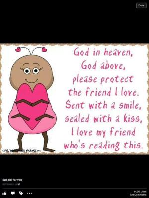 Prayer for Friend