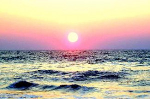 sunrise beach image
