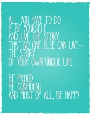 Inn Trending » Inspirational Quotes About Being Proud Of Yourself