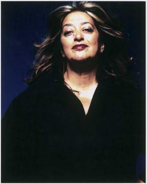 Zaha Hadid, l'architecte audacieuse