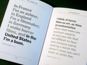 John Carpenter & David Cronenberg - Film Director Quotes