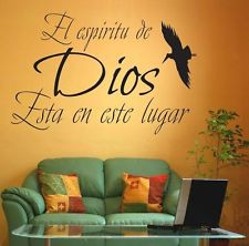 wall decals love quotes in spanish