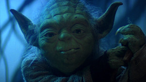 """Wars not make one great."""" The Empire Strikes Back"""