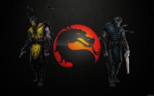 Mortal Kombat Scorpion Sub...