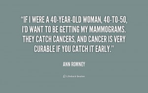 40 Year Old Woman Quotes