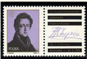 1810-1849 Polish composer and virtuoso pianist Frederic Chopin
