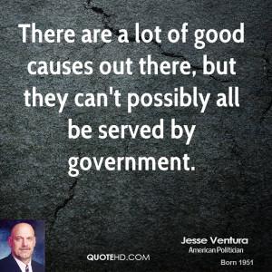 Jesse Ventura Quotes