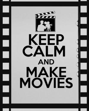 KEEP CALM and MAKE MOVIES: Movie Hollywood, Wynn Movie, Film Ideas ...