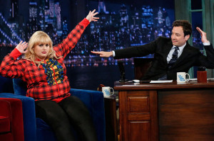 Rebel Wilson Late Night With Jimmy Fallon