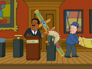 See Cleveland Brown Episode Appearances